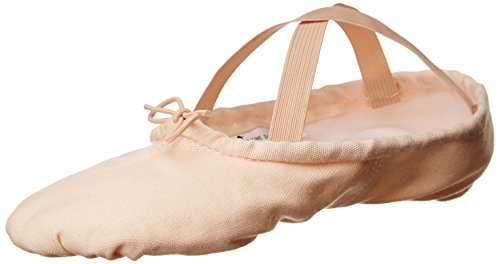 Sansha Pro 1 Canvas Ballet Slipper,Light Pink,9 N (7 N US Women's/5 N US Men's)