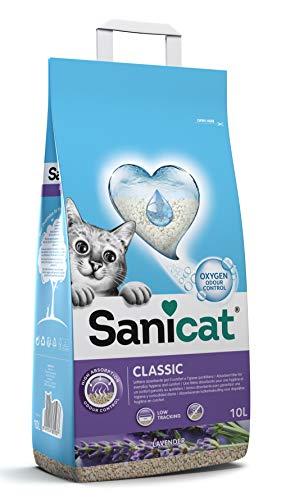 Sanicat Classic Lavender 10 L