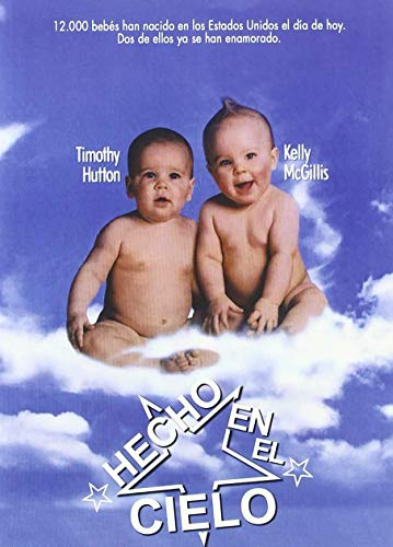 Made In Heaven (1987) - WB Region 2 PAL - Hecho en el cielo