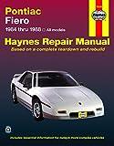 Pontiac Fiero, 1984-1988