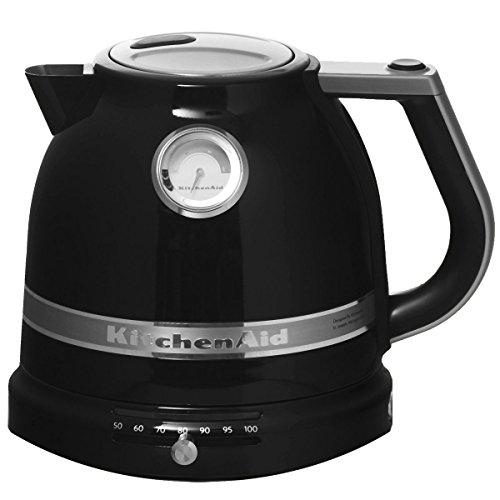 Kitchenaid 5KEK1522EOB Artisan-waterkoker, zwart