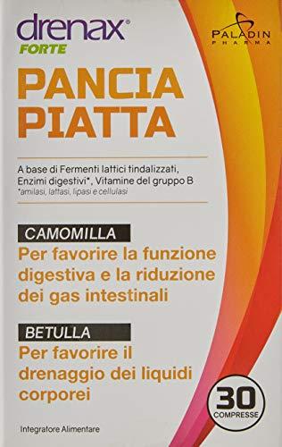 Drenax Forte Pancia Piatta Integratore Alimentare