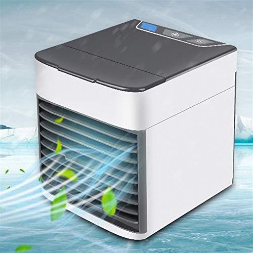 Personal humidificador purificador de aire más frío acondicionador de cuarto casero portable conveniente de aire de refrigeración aire acondicionado del usb escritorio del aire del ventilador de refri