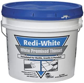 Amazon com: thinset - Paint, Wall Treatments & Supplies