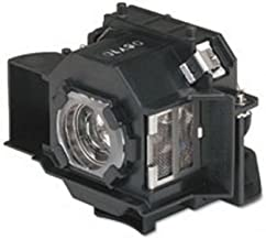 Epson Replacement Lamp with Housing and Original Bulb for EMP-62; EMP-62C; EMP-63