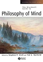 BWELL Guide to Philos of Mind (Blackwell Philosophy Guides)