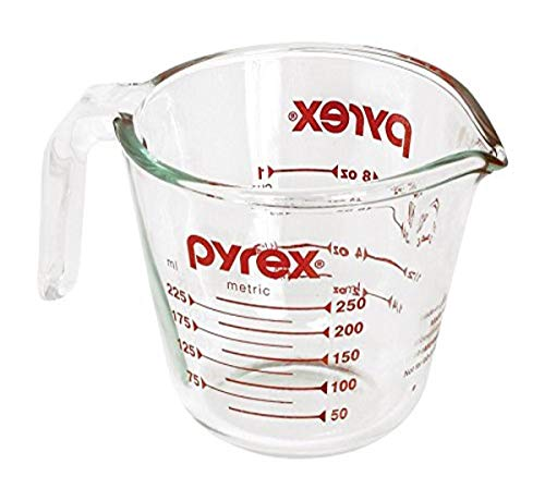 Pyrex Prepware 1-Cup Glass Measuring Cup