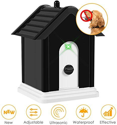 Top 8 Stop Neighbor Dog Barking Device Reviews in 2020 - Geohee Anti Barking Device