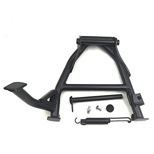 Banlardk for Motorcycle Middle Kickstand Foot Kick Stand Support Bracket Center Stand Accessories For Honda NC700S NC750S NC700X NC750X 12-18 - (Color: NC700S NC750S)