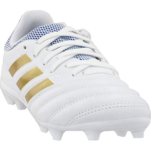 adidas Kids Boys Copa 19.3 Firm Ground Soccer Cleats - White...