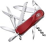 Victorinox 2.3913.Se Wenger Evolution S17 Couteau Suisse Rouge