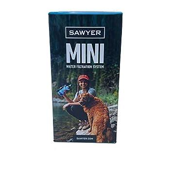 Sawyer Products - Filtre d'eau pour randonnée, accessoire camping, trekking (SP128 Blue)