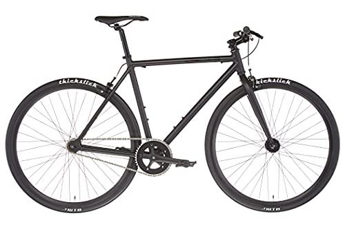 Fixie Inc. Blackheath schwarz Rahmenhöhe 55,5cm 2021 Cityrad