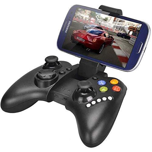 Nologo Xjdmg Wireless Game-Controller Controller-Tasten, Power Pass Through Charging, Tablets PC, Max 6-Zoll-Gamepad Joystick mit Klemmhaltern