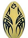 Creaciones Llopis Wood Skimboard 90x50x0.8cm/36' 8422802600516 Tabla flotadora, Adultos Unisex, Multicolor (Multicolor), Talla Única