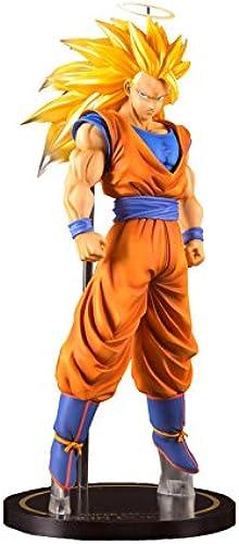 Bandai Tamashii Nations Zero Ex Super Saiyan 3 Son Goku Dragon Ball Z Action Figur.