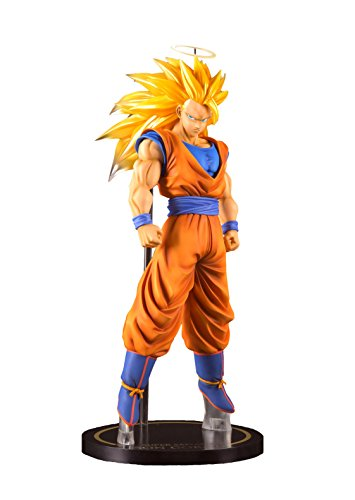 BANDAI Tamashii Nations FiguartsZERO EX Super Saiyan 3 Son Goku Dragon Ball Z...