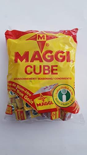 100 x Maggi Cube Würfel 400g ( Halal )