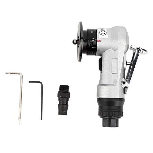 KOPO KP-5702 Manual Chamfering Machine Mini Linear Pneumatic Tool Hand-Held 45° Light-Weight Elbow