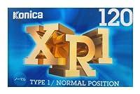 カセットテープ Konica XR-1 120N 120分