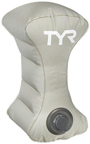 TYR Inflatable Pull Float, Pullboy-Schwimmen aufblasbar Unisex–Erwachsene, Grey, Einheitsgröße