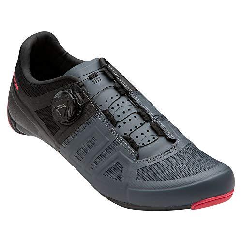 PEARL IZUMI Women's All-Road v5 Cycling Shoe, Black/Atomic...