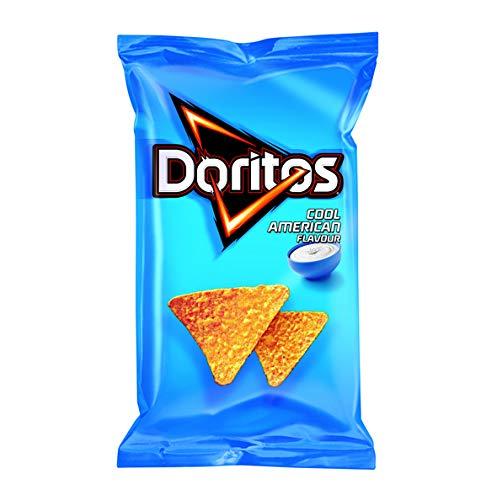 10 x Doritos Cool American Flavour (10 x 185 g.)