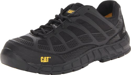 Caterpillar Men's Streamline Comp Toe-M, Black, 13 W US
