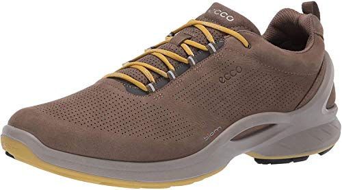 ECCO mens Biom Fjuel Perforated Walking Shoe, Tarmac Nubuck Perforated, 9-9.5 US