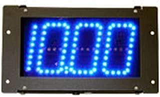 Biondo I-1060-BB V2 Dial Display Board Black Case Blue LED (1) Single View Board