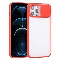 iPhone12用ケース6.1インチ スライディングカメラカバーデザインTPU保護ケースiPhone12 Pro Max 衝撃吸収保護