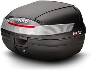 SHAD D0B37100 Baúl Sh37, Negro