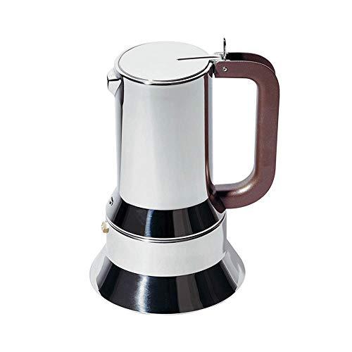 Lowest Prices! Coffee Moka Pot Mocha Machine Stainless Steel Mocha Pot Espresso Coffee Pot Household...