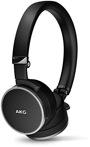 AKG Noise Canceling Headphone Black (N60)