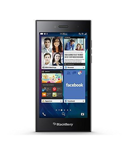 Blackberry Leap Sim Free - Black