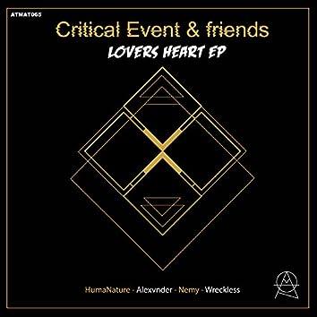 Critical Event & Friends Vol. 2 - Lovers Heart EP