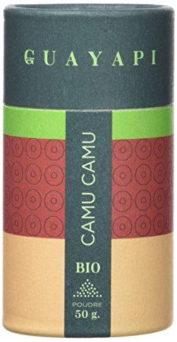 Guayapi - Complément Alimentaire - Camu Camu Poudre - 50 g - BIO