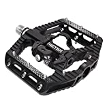 Best Mtb Pedals - MZYRH MTB Mountain Bike Pedals 3 Bearing Flat Review