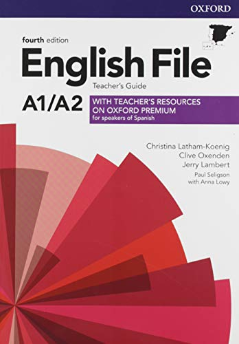 English File 4th Edition A1/A2. Teacher's Guide + Teacher's Resource Pack (English File Fourth Edition)