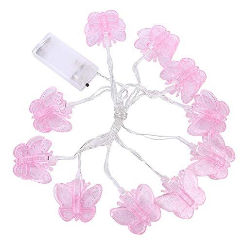 Rodipu Durable LED Light String, Decorative Light String, Garden Energy Saving for Bedroom(Warm White)