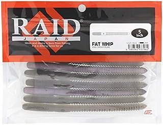 レイドジャパン ファットウィップクローラー 5inch RAID JAPAN FAT WHIP