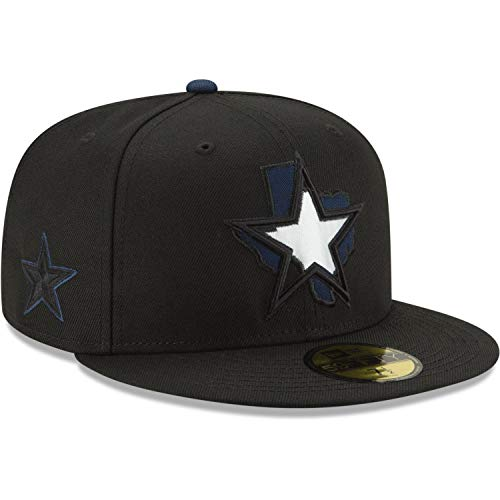 New Era 59Fifty Fitted Cap - State Dallas Cowboys - 7 1/2