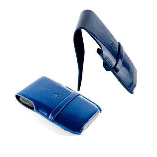 DLO SlimFolio Schutzhülle für iPod Touch 1G, 2G, 3G, iPhone 1G, 3G, Marineblau