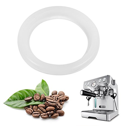 Tbest Afdichtring voor koffiemachine, silicone afdichting, universeel professioneel accessoire