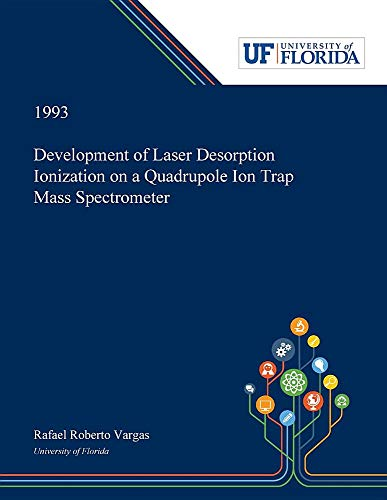 Development of Laser Desorption Ionization on a Quadrupole Ion Trap Mass Spectrometer