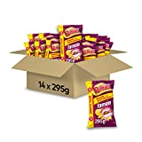 Ruffles Jamon 295 g - Pack de 14