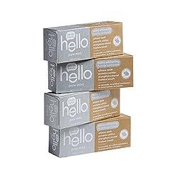 Hello Oral Care Extra Whitening Fluoride Toothpaste