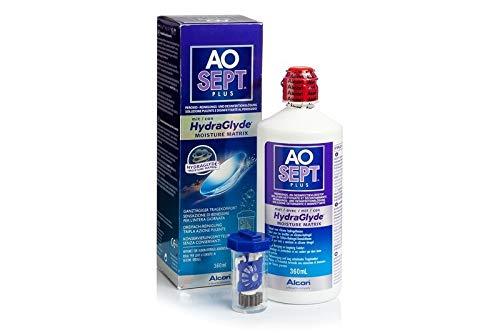 AO-SEPT PLUS mit Hydraglyde 360 ml mit etui
