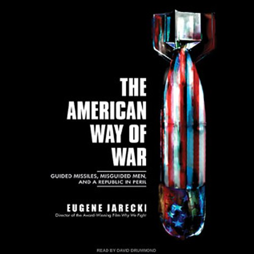 The American Way of War audiobook cover art