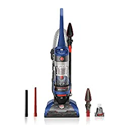 Hoover WindTunnel Corded Bagless Upright HEPA Vacuum
